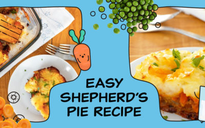 Easy Shepherd's Pie