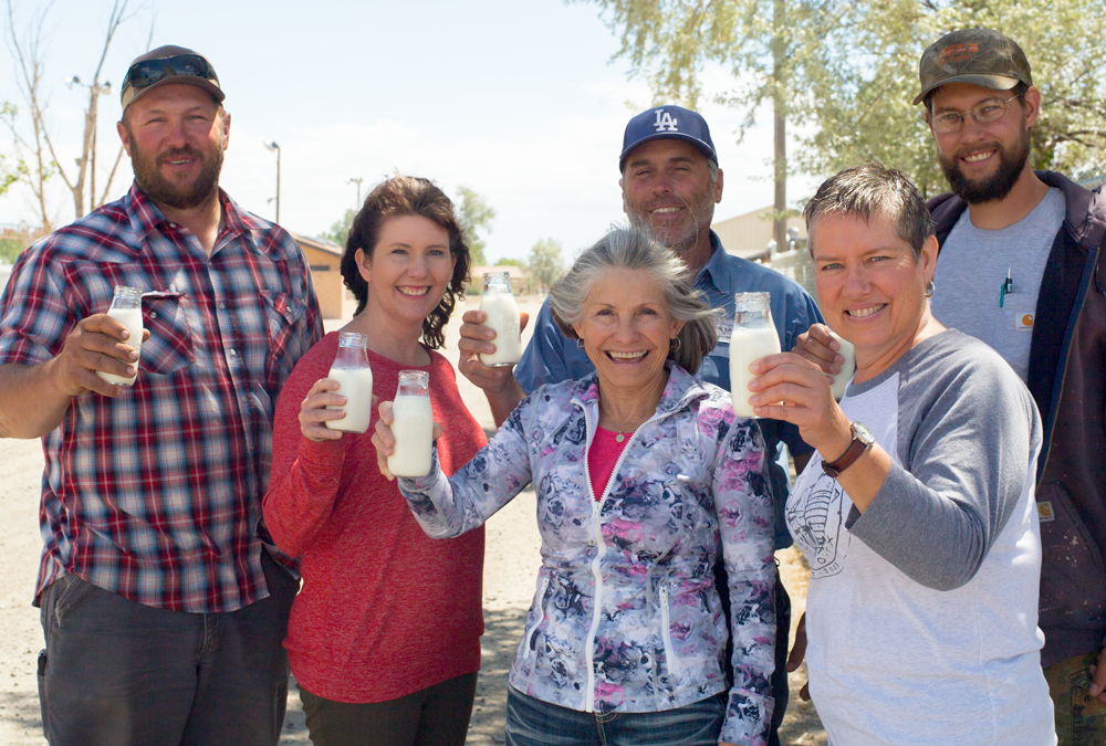 Celebrating National Dairy Month!