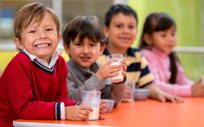 Including Dairy in Back to School Nutrition