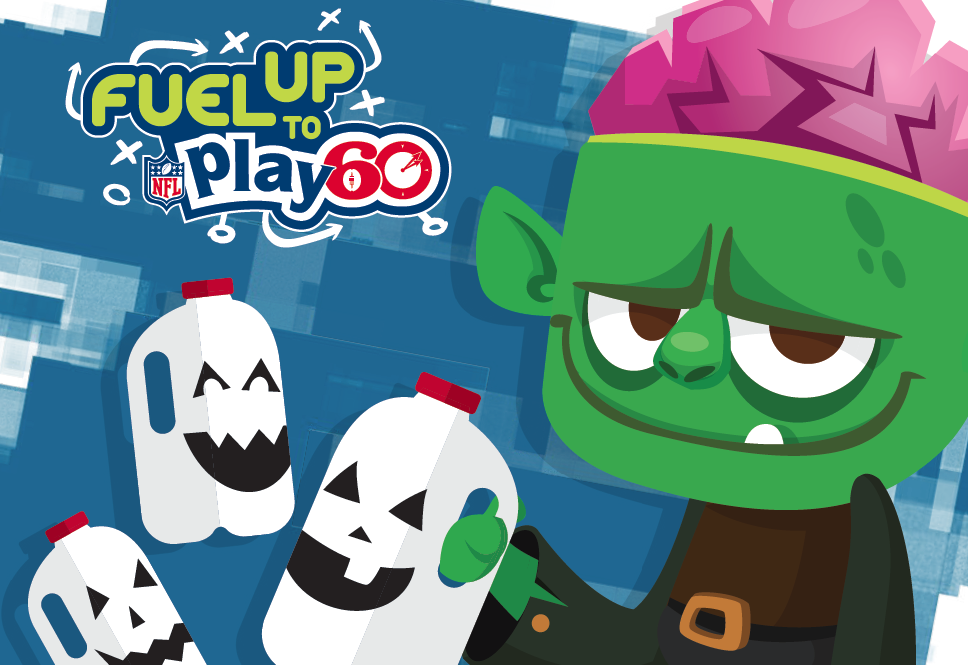 Ghouls, Goblins & Gallons Fuel Up To Play 60 Sweepstakes