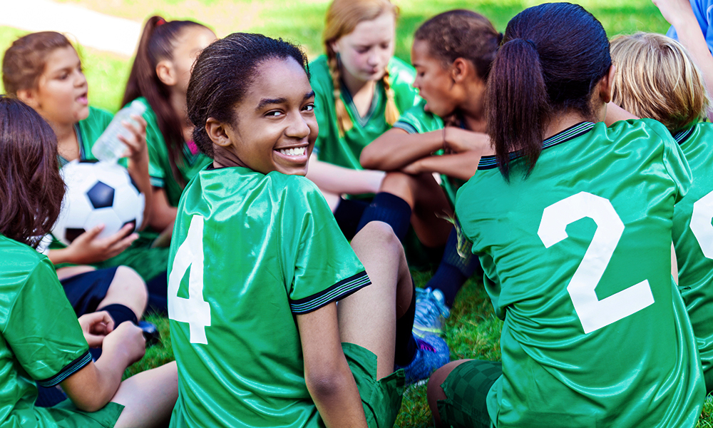 Refueling with Dairy for Young Athletes