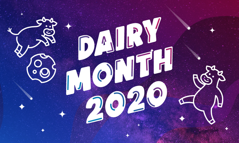 National Dairy Month: Ready to Celebrate?