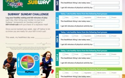 60 Cent Sub Offer at Subway®
